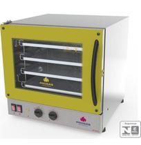 Forno Turbo Eletrico Progás Prp-004 G2 4 Assad Fast Oven Amarelo -