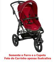 Forro e Capota High Trek Robin Red Bebe Comfort - Dorel