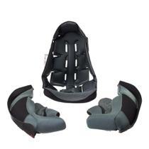 Forro interno completo texx capacete mod. kids fechado skate -