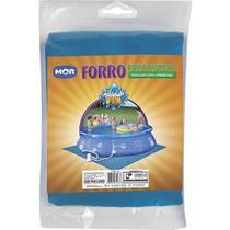 Forro para Piscina Mor Splash Fun 2400 Litros 1467 Azul MOR -