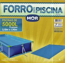 Forro Para Piscina Premium 5000 Litros - Mor -