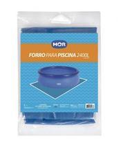Forro Para Proteção Piscina 2400 Litros Splash Fun Mor -