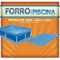 Forro Protetor para Piscina Infantil 1500 Litros Mor -