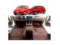 Forro Super Luxo Automotivo Assoalho VW Gol G5/G6/G7 2009 a 2020 VOYAGE - Manos Capas E Tapetes
