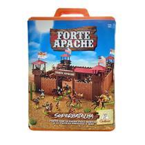 Forte Apache Super Batalha - 48 peças - Gulliver -