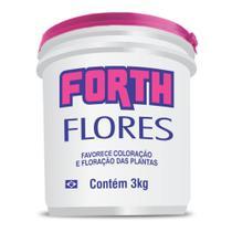 Forth Fertilizante Para Flores 3 kg - Forth jardim