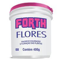 Forth Fertilizante Para Flores 400 g - Forth jardim