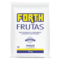 Forth Fertilizante Para Frutas 10 kg - Forth jardim