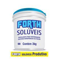 Forth Fertilizante Solúveis Produtivo 3kg - Forth jardim