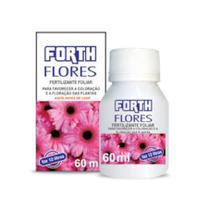Forth Flores Liquido Fertilizante Foliar Completo Rende 12 L -