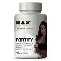 Fortify 60 Cáps Max Titanium -
