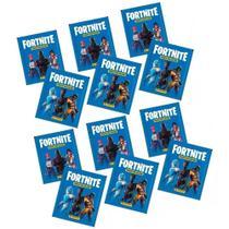 Fortnite Kit com 60 Figurinhas - DTC -