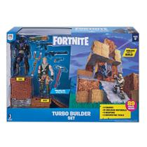 Fortnite Pack com 2 Figuras 10 cm Turbo Builder Set - Sunny
