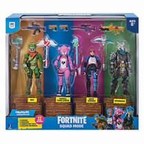 Fortnite Pack com 4 figuras 4