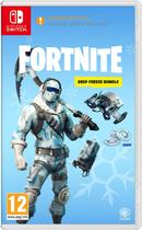 Fortnite - Pacote Congelamento Profundo - Nintendo Switch - Epic games