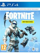 Fortnite - Pacote Congelamento Profundo - Ps4 - Warner bros