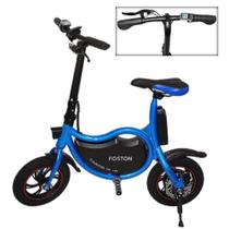 Foston Scooter Bike P12 Mini Bicicleta Elétrica