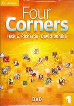 Four corners 1 dvd - 1st ed - Cambridge audio visual  book teacher