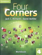 Four corners 4 wb - 1st ed - Cambridge university