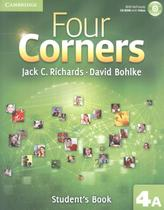 Four corners 4a sb with cd-rom - 1st ed - Cambridge university