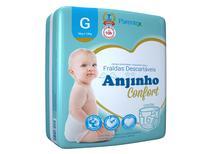 Fralda Anjinho Confort Tam. G c/ 16 unidades Parentex -