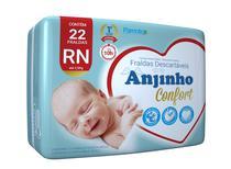 Fralda Anjinho Confort Tam. RN c/ 22 unidades Parentex -