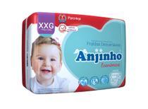 Fralda Anjinho Econômica Tam. XXG c/ 40 unidades Parentex -