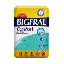 Fralda Bigfral Confort Tamanho G -