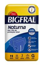 Fralda Bigfral Noturna Tamanho G -