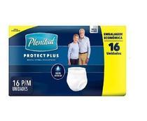 Fralda - Calça Plenitud Protect Plus P/M - 16 unidades -