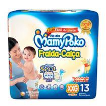 Fralda Descartável MamyPoko Calça Jumbo Super Seca Tam. XXG 78 Tiras - Mamy Poko