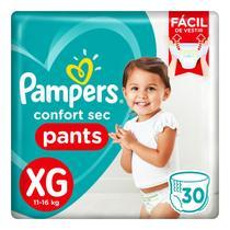 Fralda Descartável Pampers Pants XG 30 Unidades -
