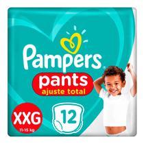 Fralda Descartável Pampers Pants XXG 16 Unidades -