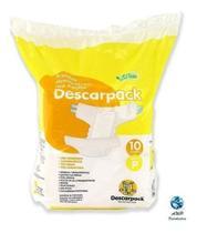 Fralda Descartável Tam: P - Descarpack -