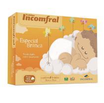 Fralda especial com 5 peças lisa - Incomfral -