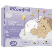 Fralda Especial Menina 70cm x 70cm Incomfral - Incomfral -