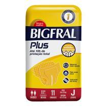 Fralda Geriátrica Bigfral Plus Juvenil -