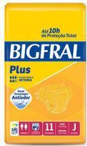 Fralda Geriátrica  Bigfral Plus ( Tam. J - Pct c/ 11 Unds. ) - Bigfral -