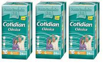 Fralda Geriatrica Cotidian Classica G 72 unidades -