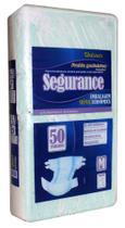 Fralda Geriátrica Descartável Segurance Classic M com 50 Unidades -