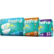 Fralda Geriátrica Pacote Econômico - Protfral -