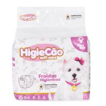 Fralda Higiênica Cães Fêmea Higiecão -