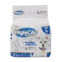 Fralda Higiênica Cães Macho Higiecão - Higiecao
