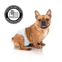 Fralda Higiênica M Para Machos Dogs Care C/24 Unidades -