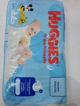 Fralda hugghies tripla proteção - Huggies