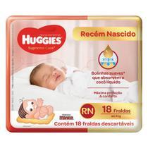 Fralda Huggies Infantil Turma Da Monica Rn Barato -