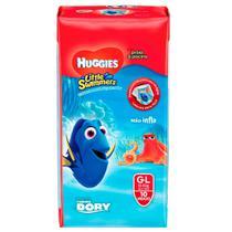 Fralda Huggies Little Swimmers G 10 Unidades -