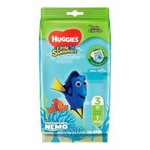 Fralda huggies monica swimmers p -