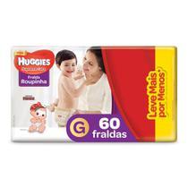 Fralda Huggies Roupinha Supreme Care G - 60 Unidades -