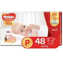 Fralda huggies supreme care p c/48 -